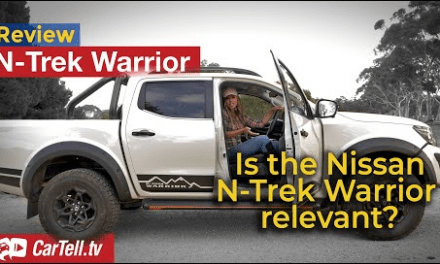 2021 Nissan Navara N Trek Warrior review