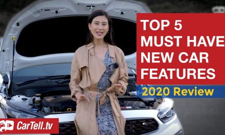 5 must have new car features in 2020