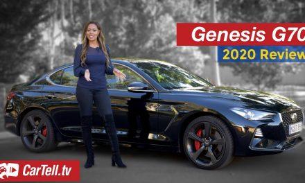 2020 Genesis G70 3.3 V6 Review