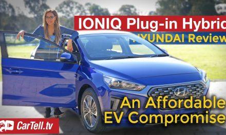 2020 Hyundai IONIQ Plug-in hybrid PHEV review