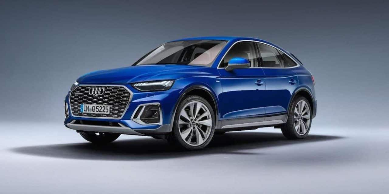 2021 Audi Q5 Sportback – Yet another Coupeish SUV