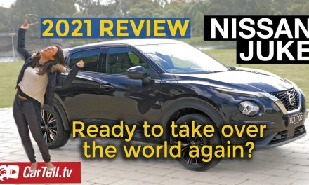 2021 Nissan Juke review