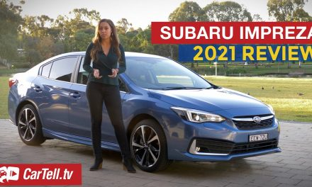 2021 Subaru Impreza Sedan review