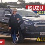 2021 Isuzu D-MAX review