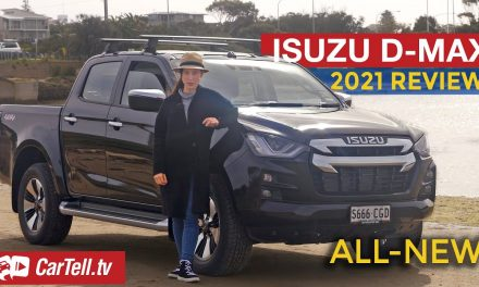 2021 Isuzu D-MAX review