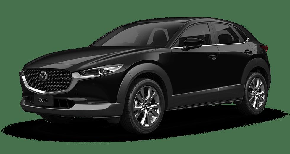 SkyActiv-X Mazda 3 and CX-30