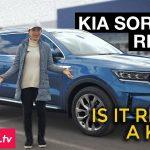 2021 Kia Sorento GT Line review