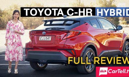 2021 Toyota C-HR KOBA Hybrid review