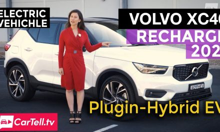 2021 Volvo XC40 Recharge PHEV review