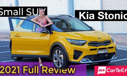 2021 Kia Stonic review