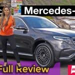 2021 Mercedes Benz EQC review