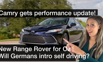 2021 Toyota Camry gets performance updates and more