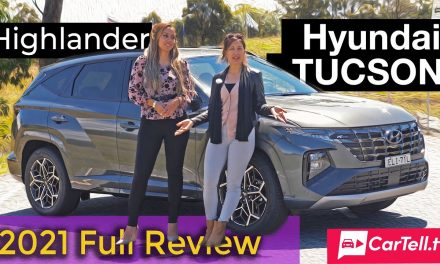 2021 Hyundai Tucson review