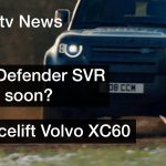 Could Land Rover be bringing an all-new high-performance Defender SVR in the future?