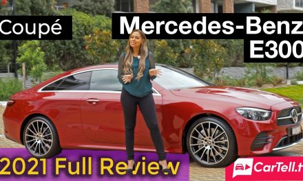 2021 Mercedes Benz E300 review