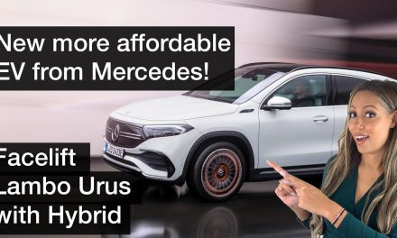 2022 Mercedes Benz EQA What we know!