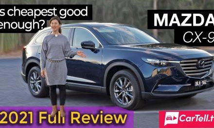 2021 Mazda CX 9 review
