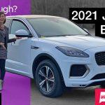 2021 Jaguar E Pace Review