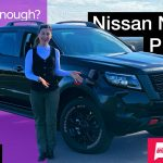 2022 NIssan navara PRO 4x REVIEw