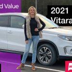 2021 Suzuki Vitara Turbo review