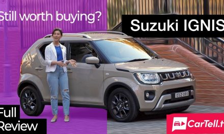 Suzuki Ignis | is this the ultimate city micro SUV?