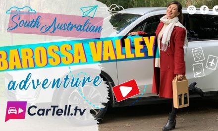 Barossa Valley lifestyle adventure – featuring Jenny and the Suzuki Vitara Turbo