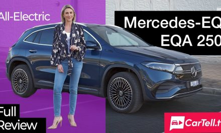 Mercedes Benz EQA 250 | Best value luxury electric SUV?
